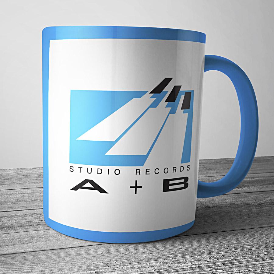 Студия звукозаписи логотип нейминг